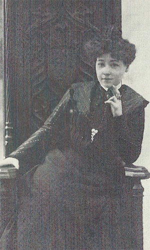 Alice Guy in 1896