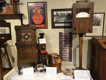 Early Moving Picture Devices, Edison Museum, Fort Myers