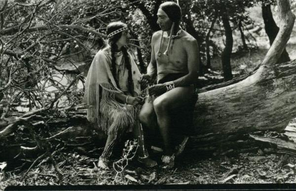Still from Daughter of the Dawn