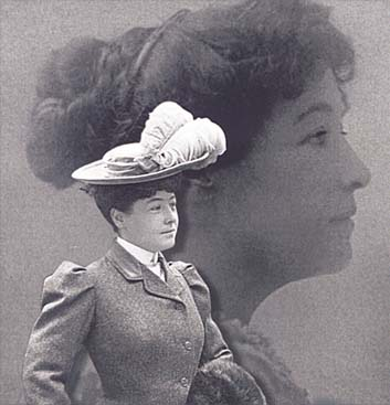 Filmmaker Alice Guy Blache