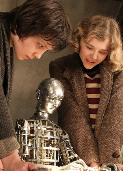 Stars of Hugo with Automaton