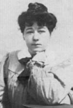 A young Alice Guy Blaché