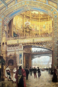 Gallerie des machins, Expo Universelle 1889 Paris